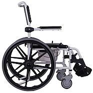 Кресло-каталка с санитарным оснащением Swinger, фото 4