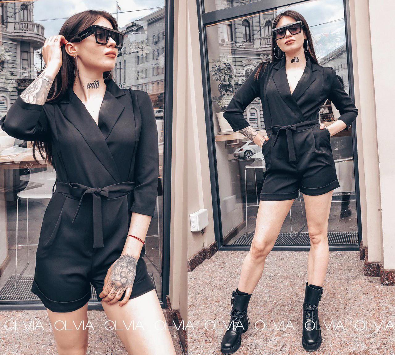 Комбинезон пиджак женский