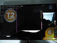 """Телевизор 24"""" BBK 24LEM-1004/T2C на запчасти разбита матрица"""