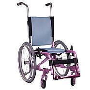 Активная инвалидная коляска для детей OSD ADJ Kids, розовая, фото 2