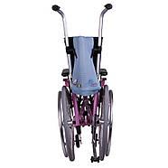 Активная инвалидная коляска для детей OSD ADJ Kids, розовая, фото 5