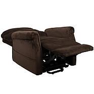Подъемное кресло с двумя моторами EDE (коричневое), фото 4