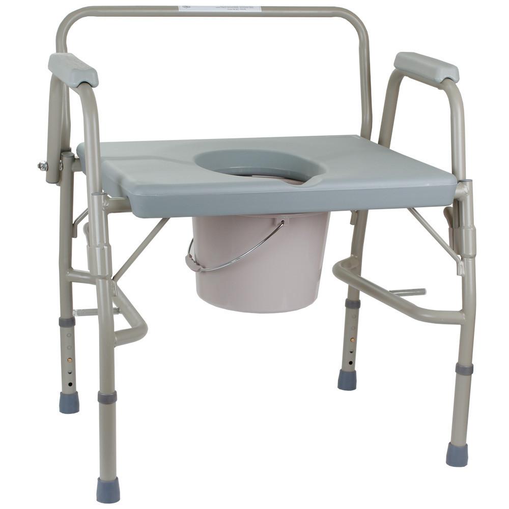 Усиленный стул-туалет