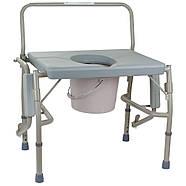 Усиленный стул-туалет, фото 3