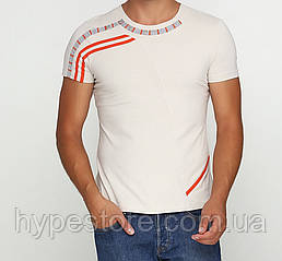Мужская трикотажная футболка (см.описание)