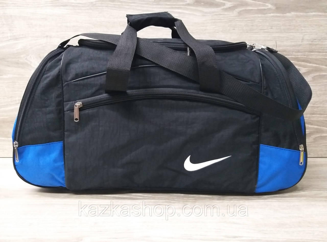 2099e1fe2d89 Спортивная сумка хорошего качества, среднего размера 60х32х24 см, плотный  материал, ножки на дне