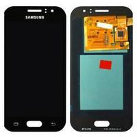 Модуль (дисплей + сенсор) Samsung J110 J1 2015 + Touchscreen Black (рег.подсветка/light change)