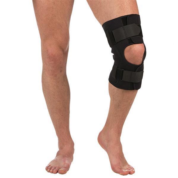 Бандаж на коленный сустав разъемный Тривес, T-8508