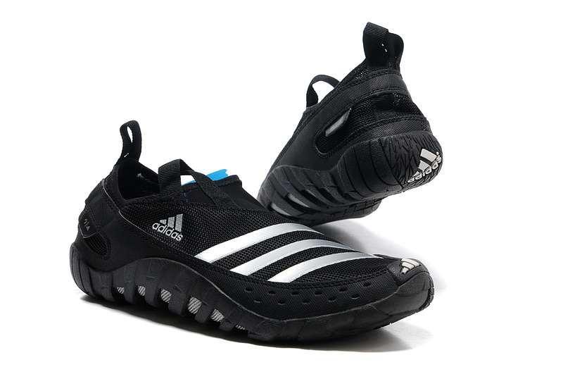 Летние кроссовки мужские Adidas Jawpaw 2 black