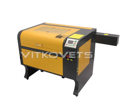 Профессиональный лазерный СО2 станок LM6040, 60W, RuiDa 6442, фото 2