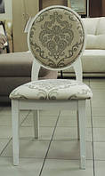 Классический деревянный обеденный стул Юпитер JT-SC молочный