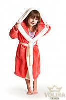 Халат махровый детский Ткань- софт. Плотность гр/м2 320
