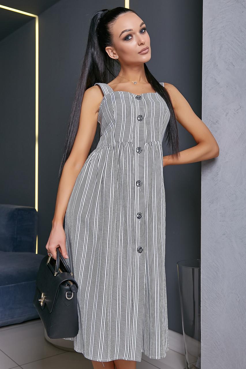 a1ae2dc5961524 Жіноче літнє плаття, сіре, смугасте, молодіжне, повсякденне, пляжне,  романтичне,