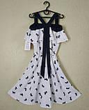 Ошатне літнє плаття для дівчаток., фото 3