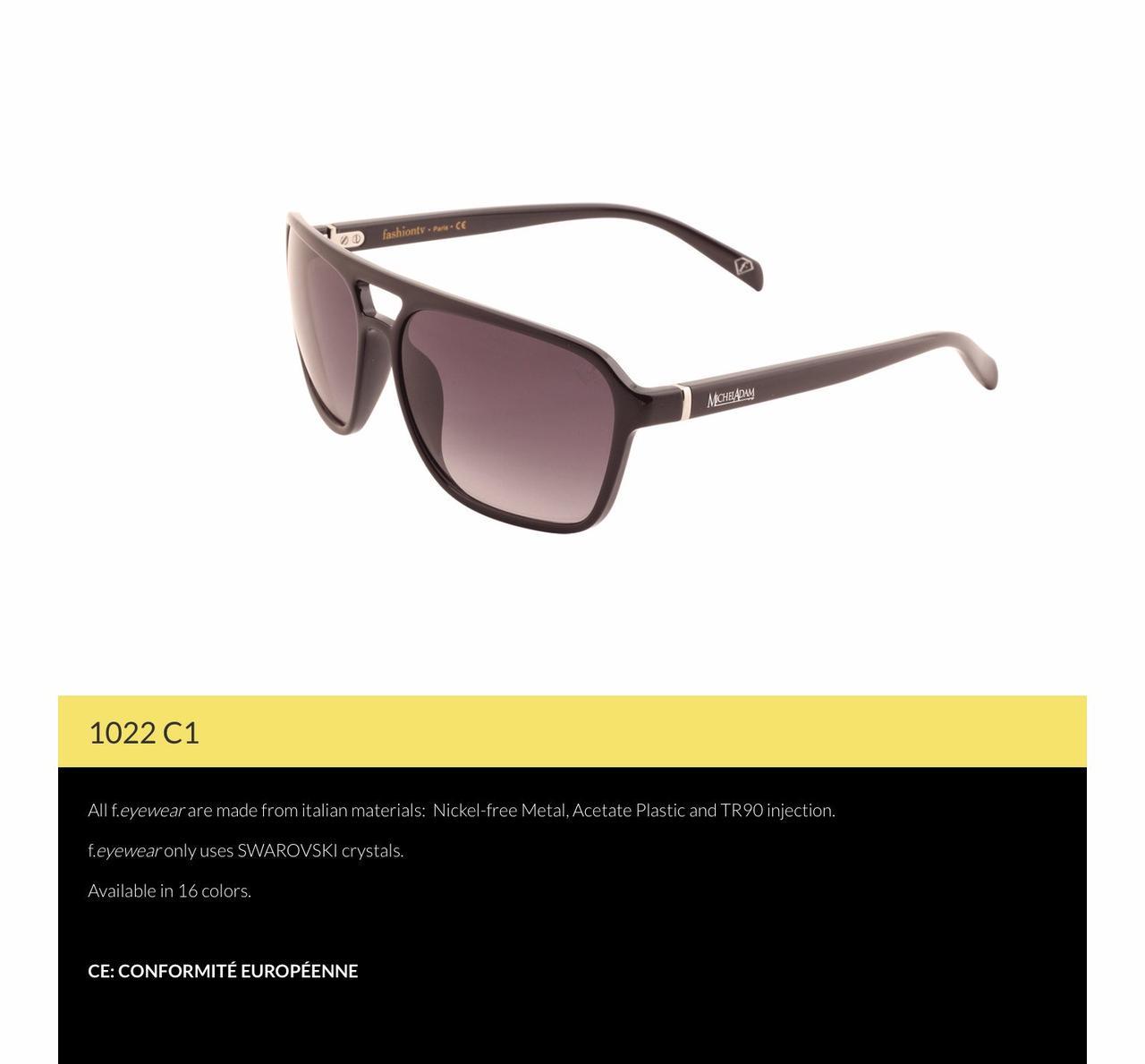 Солнцезащитные очки Fashion TV 1022