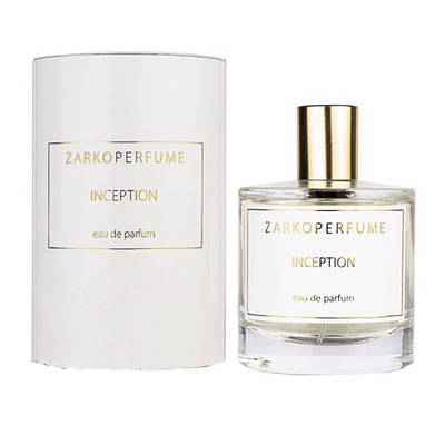Парфюмированная вода - ZARKOPERFUME Inception (Заркопарфюм Инсепшн) 100ml древесные ароматы унисекс