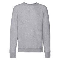 Мужская кофта лёгкая, свитер, реглан Серо-Лиловый 62-138-94 S
