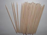 Палочки одноразовые для маникюра 18 см. 50 шт