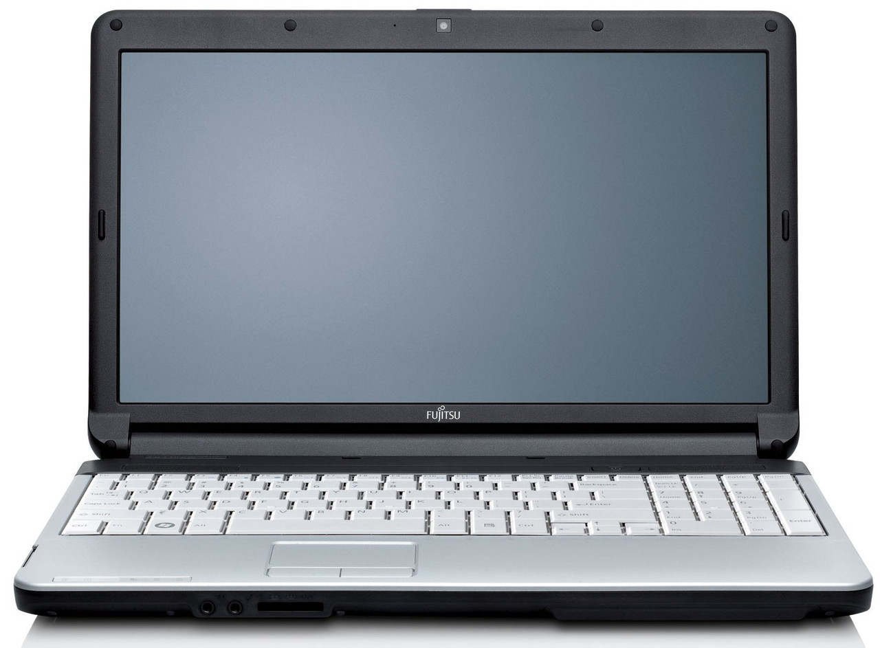 Ноутбук, notebook, Fujitsu A530, Core I3 m380, 4 ядра по 2,5 ГГц, 4 Гб ОЗУ, HD 320 Гб
