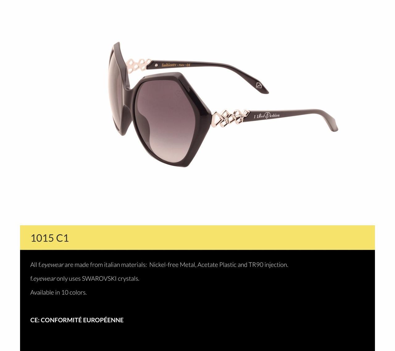Солнцезащитные очки Fashion TV 1015