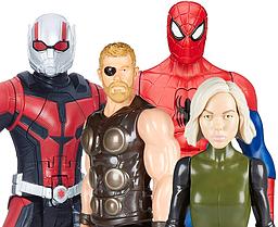 Фигурки, наборы Супергерои Marvel