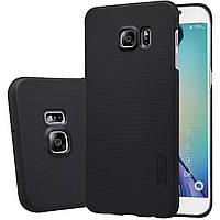 Чехол Nillkin Matte для Samsung Galaxy S6 Edge Plus (Черный)