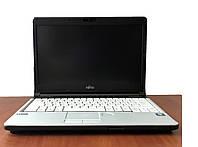 Ноутбук, notebook, Fujitsu S761, Core I5 2520m, 4 ядра по 3,2 ГГц, 4 Гб ОЗУ, HD 160 Гб, БЕЗ АКБ
