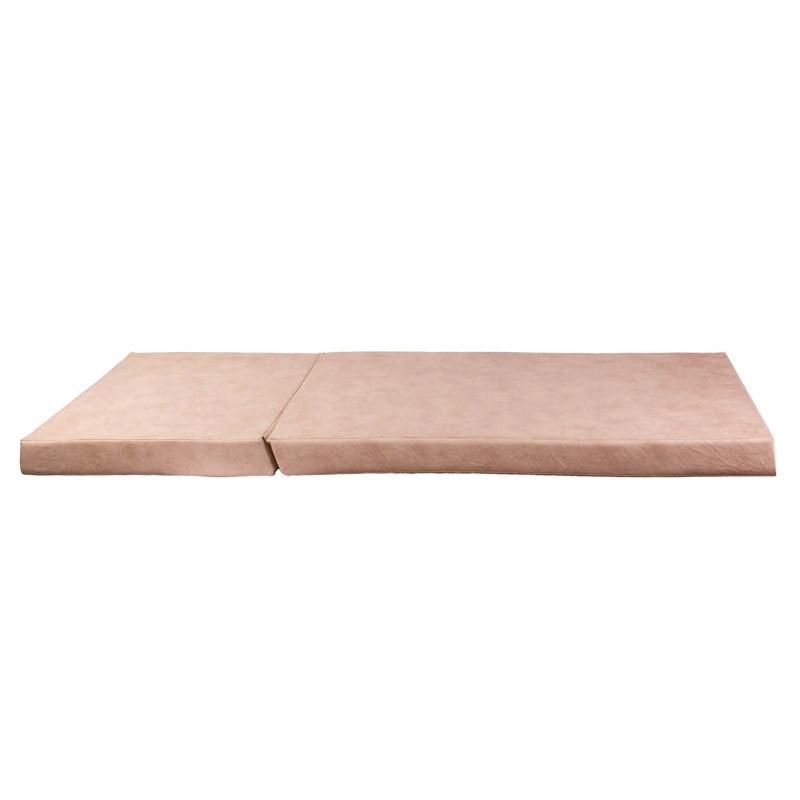 Матрас для медицинских кроватей, двухсекционный, 88x8x194