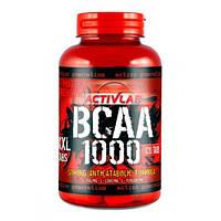 BCAA аминокислоты Activlab BCAA 1000 XXL (120 таб)