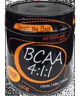 BCAA аминокислоты Activlab BCAA 4:1:1 (500 г)