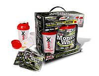 Протеин AMIX Anabolic Monster Whey BOX with Monster Shaker (2 кг)