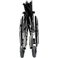 Усиленная инвалидная коляска 66 см, фото 3