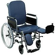 Кресло-коляска с санитарным оснащением OSD-YU-ITC, фото 3