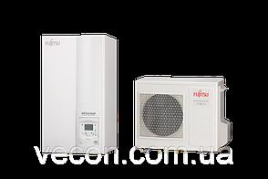 Тепловой насос Fujitsu Compact WSYP100DG6 / WPYA080LG (воздух-вода), фото 2