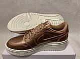 Кросівки Nike Air Jordan 1 Retro Low NS (40.5) Оригінал AO1334-901, фото 4