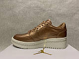 Кросівки Nike Air Jordan 1 Retro Low NS (40.5) Оригінал AO1334-901, фото 2