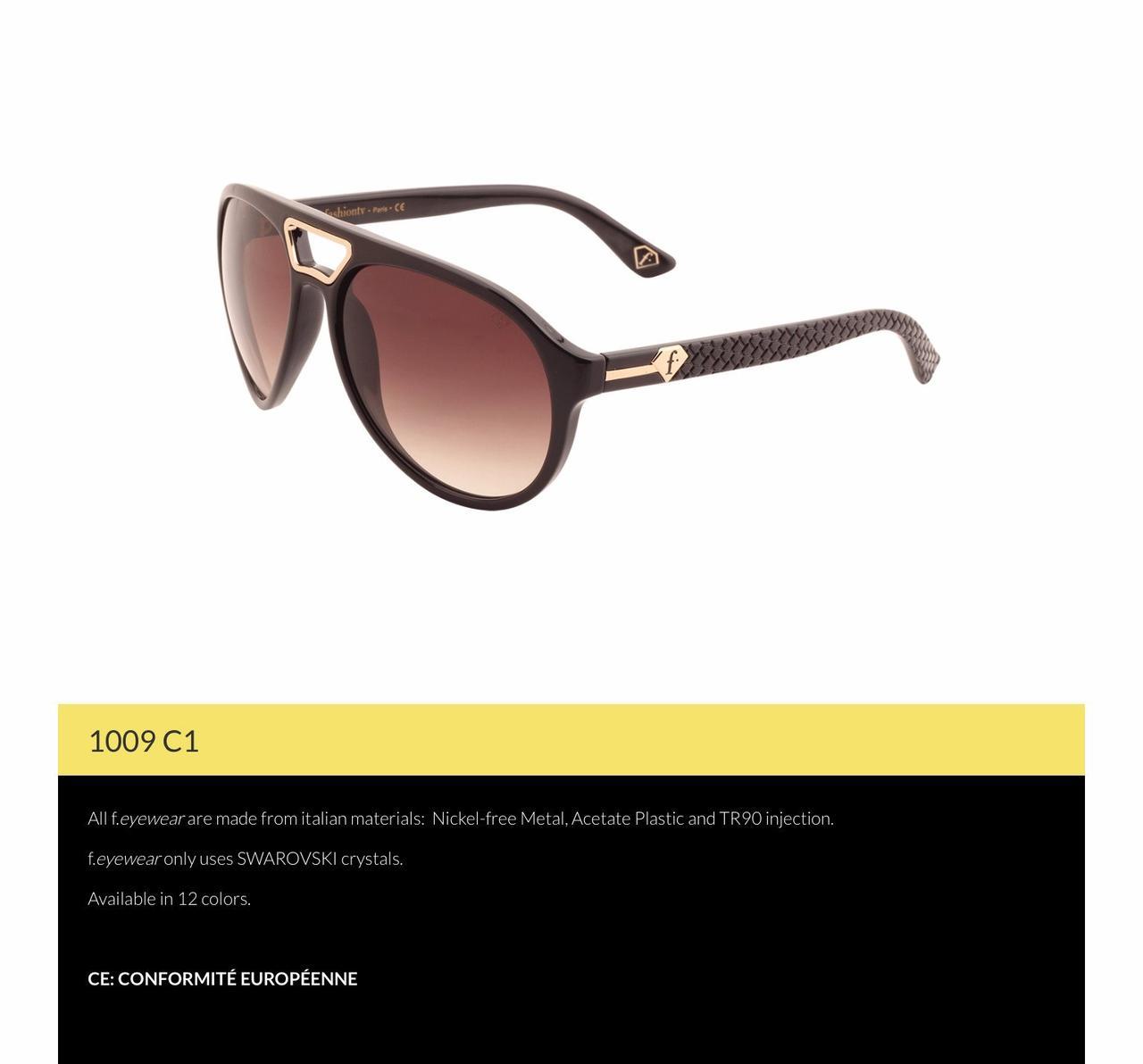 Солнцезащитные очки Fashion TV 1009