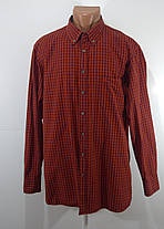 Мужская рубашка Размер XL Ткань 100% коттон, фото 3