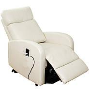 Подъемное кресло с двумя моторами CAROL (белого цвета), фото 3