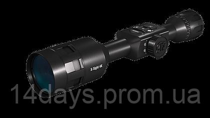 5 причин почему нужно купить цифровой прицел atn x-sight 4k pro
