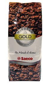 Кофе в зернах Saeco Gold Miscela
