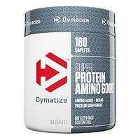 Аминокислоты Dymatize Super Amino 6000 (180 капс)