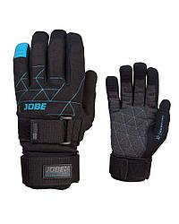 Перчатки для вейкбординга, парусного спорта и водных видов спорта  JOBE Grip Gloves Men