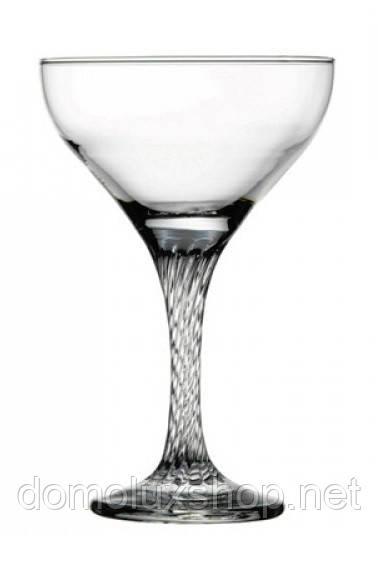 Pasabahce Twist Набор бокалов для шампанского 6*305 мл (44616)