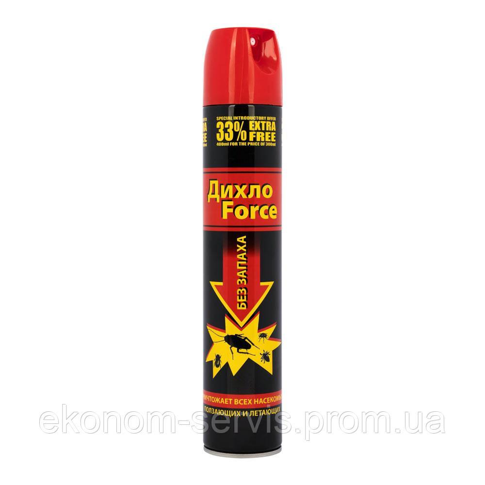 Дихлофос Дихло Force без запаха 400мл