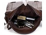 Мужская сумка POLO. Модные сумки. Мужская сумка ПОЛО. Магазин сумок., фото 5