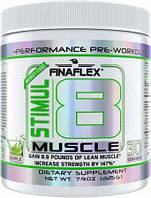 Предтренировочный комплекс Finaflex Stimul8 MUSCLE 30 порц. (225 г)
