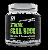BCAA аминокислоты Fitness Authority Xtreme BCAA 5000 (400 г)