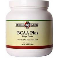 BCAA аминокислоты Form Labs BCAA Plus (360 г)