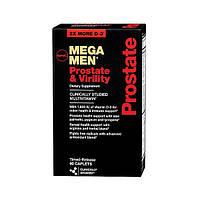 Витамины для мужчин GNC Mega Men Prostate & Virility (90 таб)